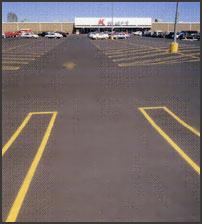 K-Mart Shopping Center  - American Asphalt Paving & Sealcoating, Inc.
